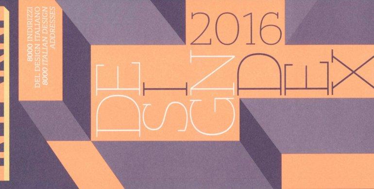 INTERNI DESIGN INDEX 2016